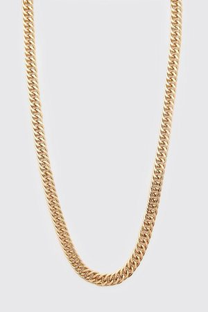 Boohoo Men Necklaces - Mens Chunky Chain Necklace