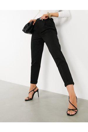 ASOS Chino pants in black