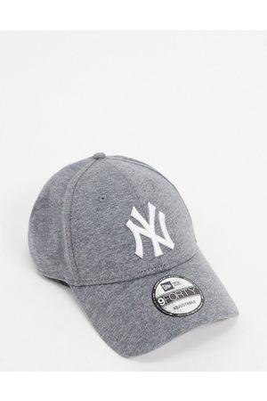 New Era 9Forty NY Yankees jersey cap in grey