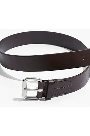 COUNTRY ROAD Jean Belt - Chocolate