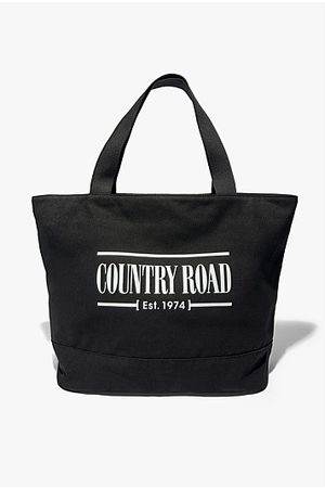 COUNTRY ROAD Printed Heritage Shopper