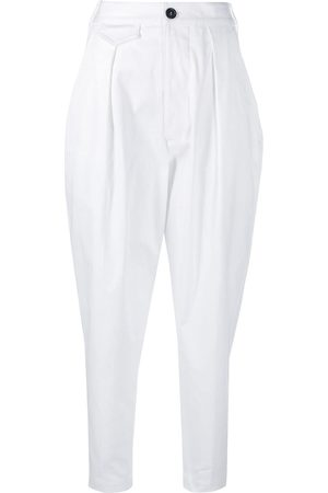 Dsquared2 Pleated tapered trousers