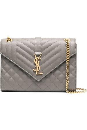 Saint Laurent Women Shoulder Bags - Medium Envelope crossbody bag