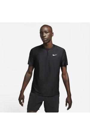 Nike Men Polo Shirts - Court Dri-FIT Advantage Men's Tennis Polo