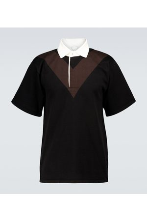 Bottega Veneta Cotton polo shirt