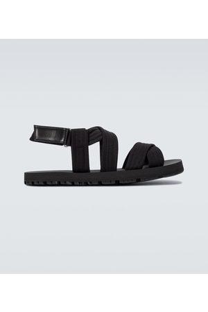 DRIES VAN NOTEN Rope sport sandals
