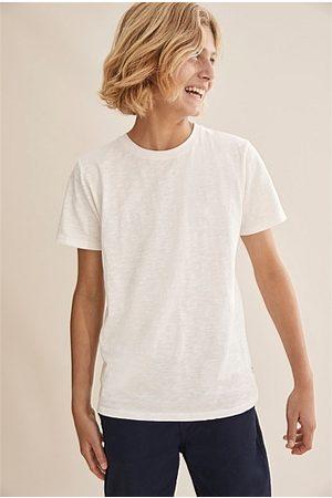 COUNTRY ROAD Teen Plain Short Sleeve T-Shirt