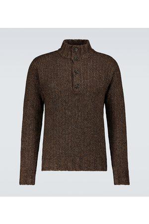 Loro Piana Sanford Shanki high-neck sweater