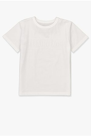 COUNTRY ROAD Verified Australian Cotton Heritage T-Shirt - Marshmallow