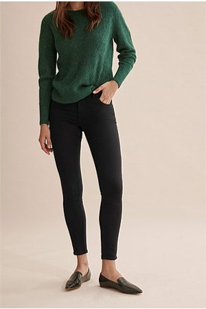 COUNTRY ROAD Australian Cotton Mid Rise Skinny Jean - Stay