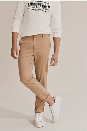 COUNTRY ROAD Teen Chino Pant - Sandstone