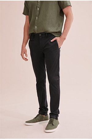 COUNTRY ROAD Skinny Stretch Chino - Washed