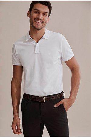 COUNTRY ROAD Men Polo Shirts - Australian Cotton Pique Polo
