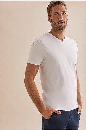 COUNTRY ROAD Pima V-Neck T-Shirt