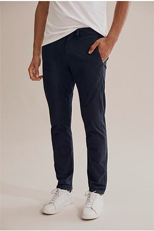 COUNTRY ROAD Standard Stretch Chino - Navy