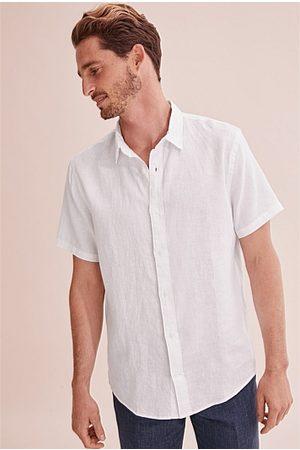 COUNTRY ROAD Regular Organically Grown Linen Shirt