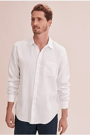 COUNTRY ROAD Organically Grown Linen Shirt