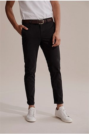 COUNTRY ROAD Tapered Stretch Chino - Washed