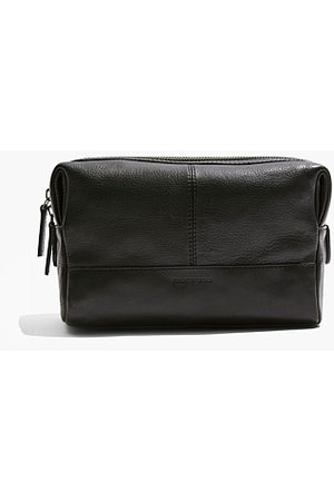 COUNTRY ROAD Devoe Leather Wash Bag