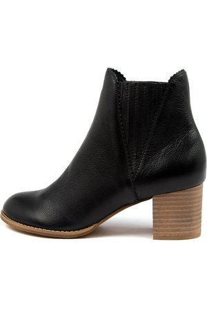 Django & Juliette Women Ankle Boots - Sanity Dj Natural Heel Boots Womens Shoes Casual Ankle Boots
