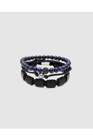 Nialaya Men Bracelets - The Paris Stack - Jewellery The Paris Stack