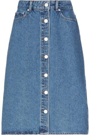 WoodWood Women Denim Skirts - Denim skirts