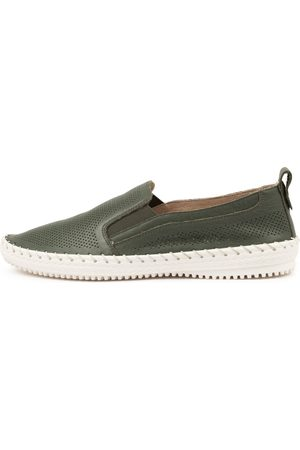 SUPERSOFT Wisteria Su Forest Sole Shoes Womens Shoes Casual Flat Shoes