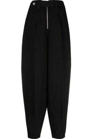 Jil Sander Women Formal Pants - Balloon-leg trousers