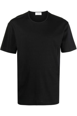LEMAIRE Men Short Sleeve - Ribbed T-shirt