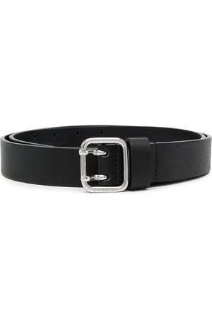 Diesel Men Belts - Buckle-fastening leather belt