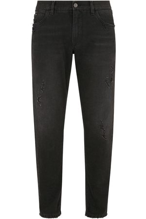 Dolce & Gabbana Men Tapered - Tapered leg jeans