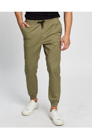 Jack & Jones Men Joggers - Gordon Lane AKM Sweatpants - Sweatpants (Deep Lichen ) Gordon Lane AKM Sweatpants