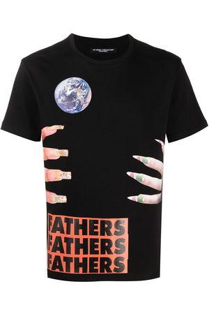 RAF SIMONS X Sterling Ruby Fathers T-shirt