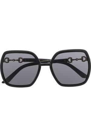 Gucci Women Sunglasses - Square-frame oversized sunglasses