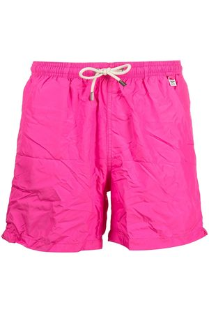 MC2 SAINT BARTH Plain swim shorts