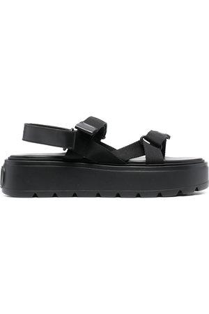 VALENTINO GARAVANI Uniqueform flatform sandals