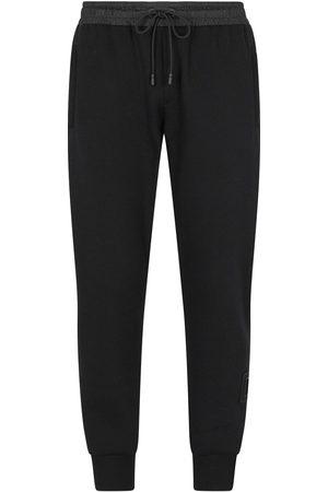 Dolce & Gabbana Men Joggers - Logo-print tapered-leg track pants