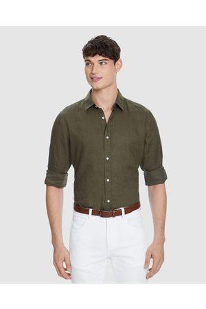 Yd. Men Long sleeves - West Hampton Shirt - Shirts & Polos (KHAKI) West Hampton Shirt