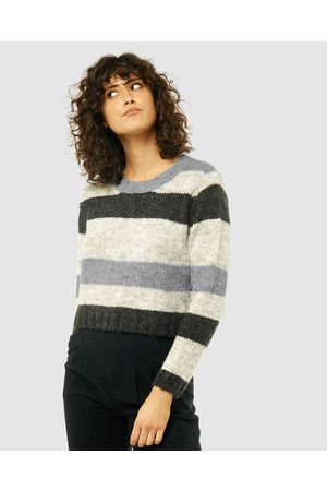 Rusty Ender Crew Neck Knit - Jumpers & Cardigans (GMA) Ender Crew Neck Knit
