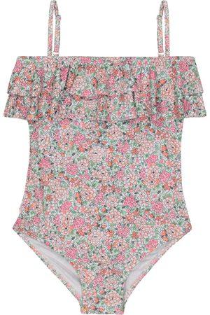 Melissa Odabash Baby Ivy floral swimsuit