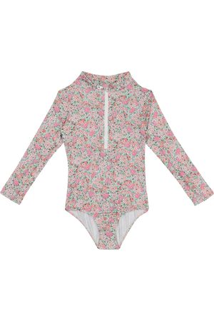 Melissa Odabash Baby Swimsuits - Baby Ella floral swimsuit