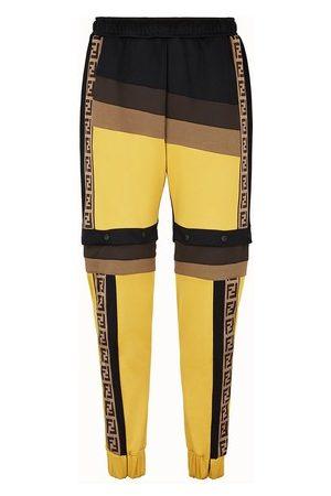 Fendi Multicolour Acetate Trousers