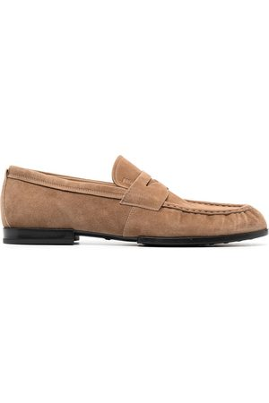 Tod's Men Loafers - Strap-detail loafers