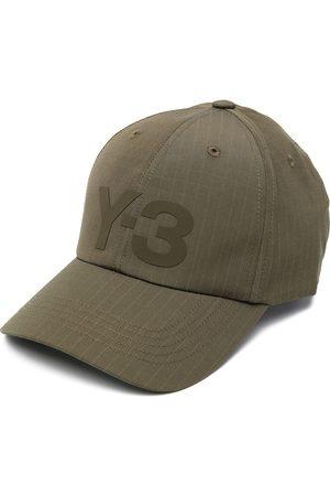 Y-3 Logo print baseball cap
