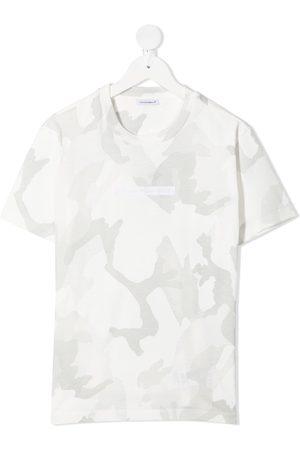 Dolce & Gabbana Camouflage-print T-shirt