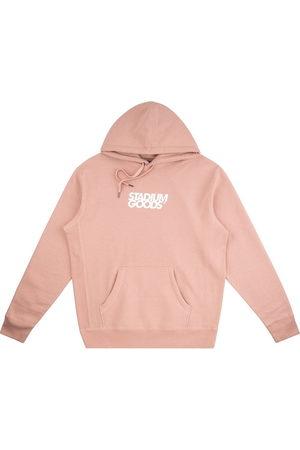 "Stadium Goods Hoodies - Stacked-logo hoodie ""Rose """