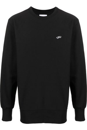 Vans Logo-embroidered sweatshirt