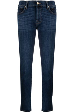 7 For All Mankind Women Slim - Slim-fit jeans