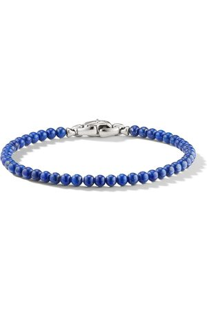 David Yurman 4mm spiritual bead bracelet