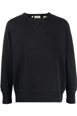 Levi's Washed-out effect cotton sweatshirt